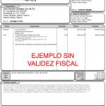 Convirtiendo facturas electrónicas del XML a PDF