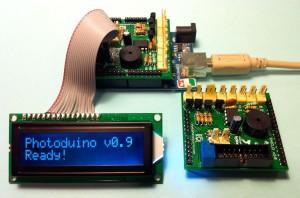 Armado con la versión 2 del PCB