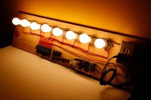 Tablero con control de relay's, Arduino UNO y un Raspberry Pi corriendo Asterisk